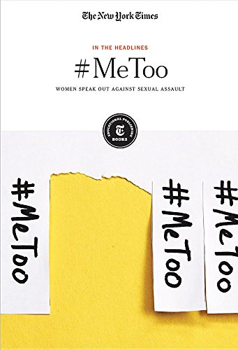 Book Cover: #MeToo: Women Speak Out Against Sexual Assault