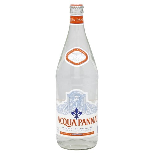 Glass 1 Ltr Spring Water -Pack of 12