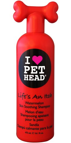 Pet Head Life's An Itch Skin Soothing Shampoo 16.1oz