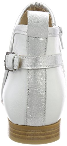 Femme 02 Blanc Bottines Blu Tern Di Pinto White wxa0Iq8Wy