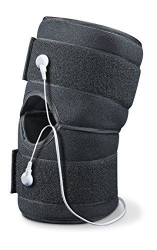 Beurer 2-in-1 Electrostimulation Tens Device with Knee and Elbow Universal Cuff, EM34 -
