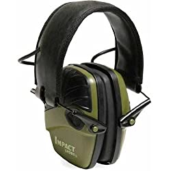 Howard Leight R-01526 Impact Sport Electronic Earmuff by Howard Leight
