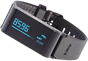 Withings Pulse O2 Activity, Sleep, and Heart Rate + SPO2 Tracker for iOS and Android, Black