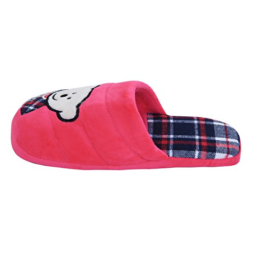 TrendsBlue Fabric Slippers Different Hot Baby Fleece House amp; Pink Bear Colors Cozy rwCFXqxr
