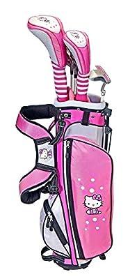 Hello Kitty Junior Golf Set