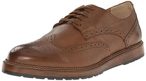 Dr. Scholl's Men's Braxton Oxford, Spiced Leather, 8 M US