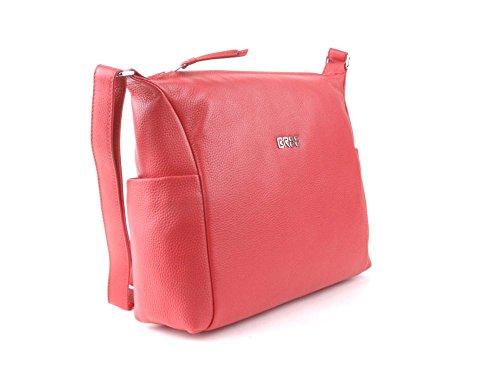 Bree Nola 3, Massai Red, Ladies' Handbag S18 - Borse a spalla Donna, Rot (Massai Red), 10x28x35 cm (B x H T)
