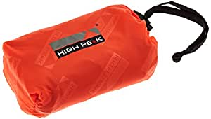 High Peak - Funda para mochila, tamaño 35-55 L, color naranja
