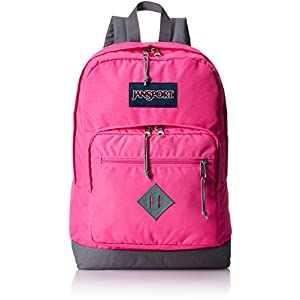 JanSport City Scout Laptop Backpack (Ultra Pink)