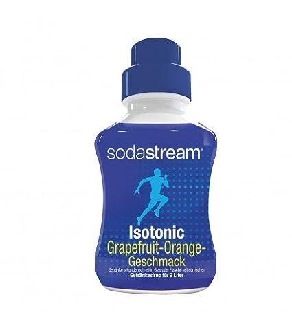 SodaStream ISOTONIC 375ml Konzentrat Sirup: Amazon.de: Lebensmittel ...