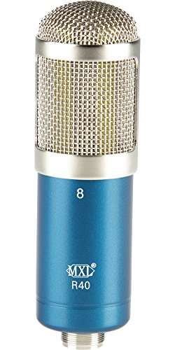 MXL R40 Ribbon Microphone Level 1