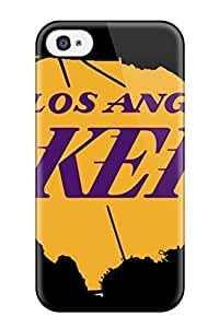 THYde 44 4los angeles lakers nba basketball (4 ) NBA Sports & Colleges colorful iPhone 4/4s cases ending