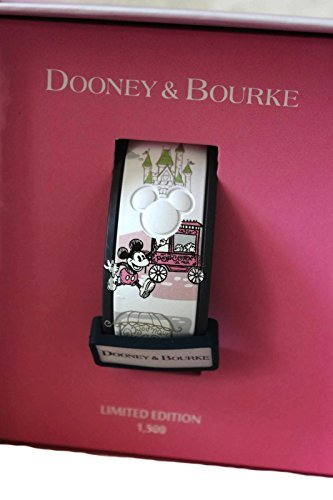 Disney Store Mickey and Minnie Mouse Downtown Magicband Limited Edition