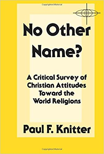 NO OTHER NAME?: Critical Survey of Christian Attitudes Toward the World Religions (American Society of Missiology)
