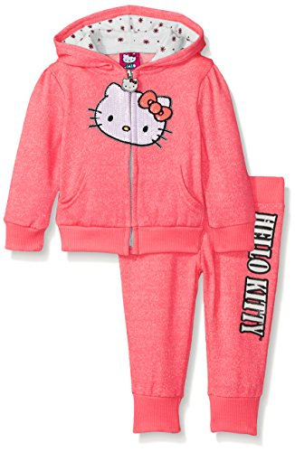 Hello Kitty Baby Girls' 2pc Hoodie and Pant