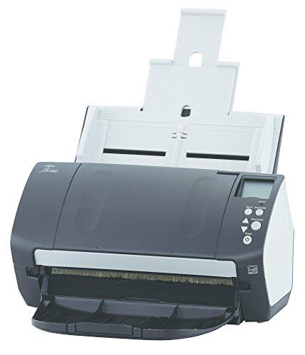 fujitsu black and white scanner - 7