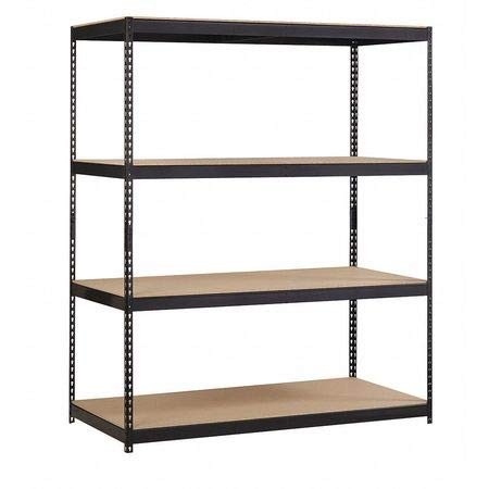 Archival Shelving, 4-Shelf, 84x69x33