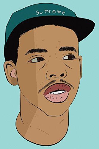 Earl Sweatshirt Rapper Music Hip-Hop Poster