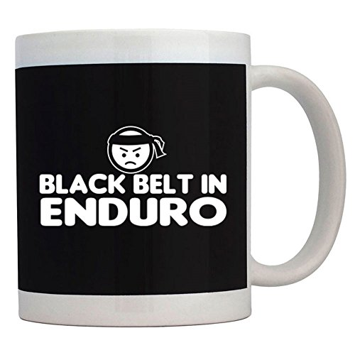 Teeburon BLACK BELT IN Enduro Mug ()