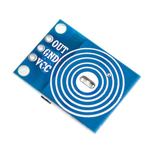 10PCS / LOT容量性タッチスイッチモジュールデジタルタッチセンサーLED調光10Aドライブ