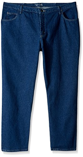 Riders-by-Lee-Indigo-Womens-Petite-Plus-Relaxed-Fit-5-Pocket-Jean
