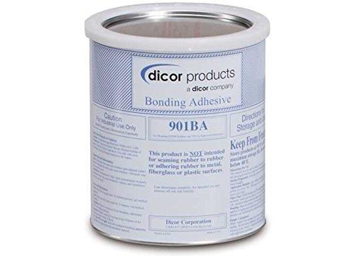 Dicor 901BA1 Water Based Adhesive - 1 Gallon by Dicor