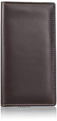Dopp Men's Regatta Leather Checkbook Secretary
