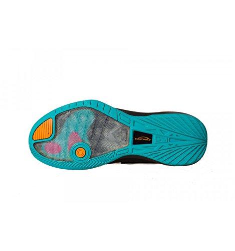 PEAK - Tp9i zapatilla de baloncesto para hombre/mujer negro/verde