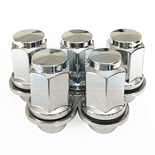 (Sonik (24) Chrome Lug Nuts for Toyota Tacoma & 4Runner Factory Alloy Wheels P/N: 90084-94002)