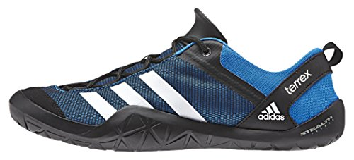 Climacool Unisex Escursionismo Da Scarpe Black Blu ftwr core S16 adulto  Jawpaw Lace Adidas Blue blau ... 26b7c441314