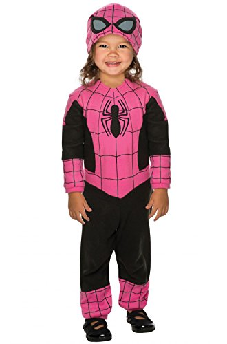 Rubie's Super Hero Adventures Pink Spidergirl -