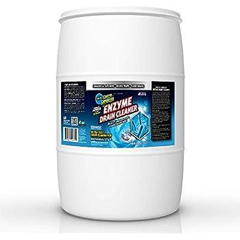 Amazon Com Green Gobbler Grease Trap Enzymes 55 Gallon