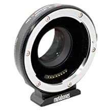 Metabones Canon EF to Micro Four Thirds T XL 0.64x Speed Booster - MB_SPEF-M43-BT3