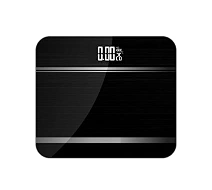 AA-SS Escala de Grasa Corporal, báscula Inteligente Balanza de Peso para baño Digital