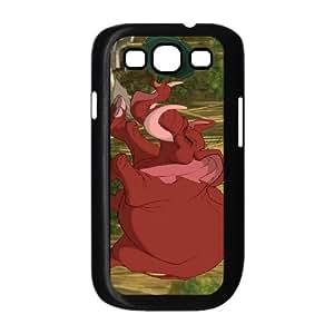 Samsung Galaxy S3 9300 Cell Phone Case Black Tarzan Character Tantor 003 HY2402843