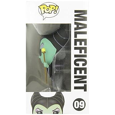 Funko POP Disney Maleficent Vinyl Figure: Funko Pop! Disney:: Toys & Games