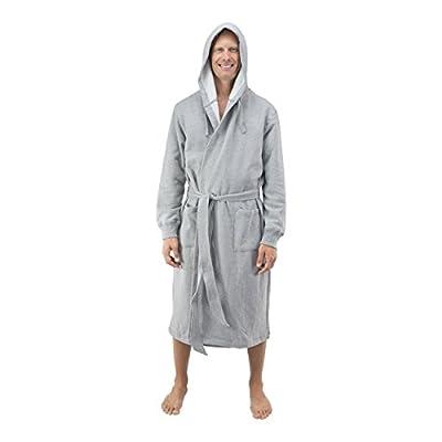 Comfy Robes Men's Hooded Sweatshirt Robe