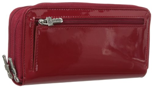 Red Clutch Georges One Red Jack Size Zippered wR0qCa