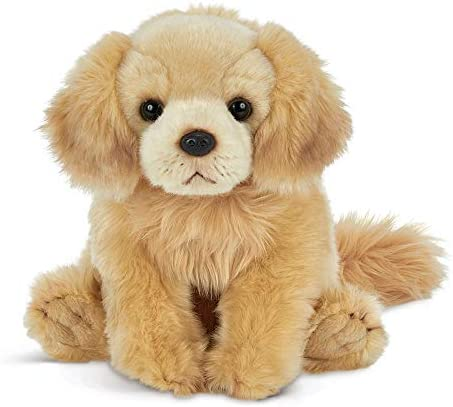 Bearington Goldie Golden Retriever Stuffed