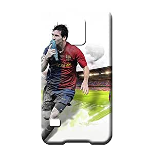 samsung galaxy s5 Impact Design stylish phone case cover lionel messi sport