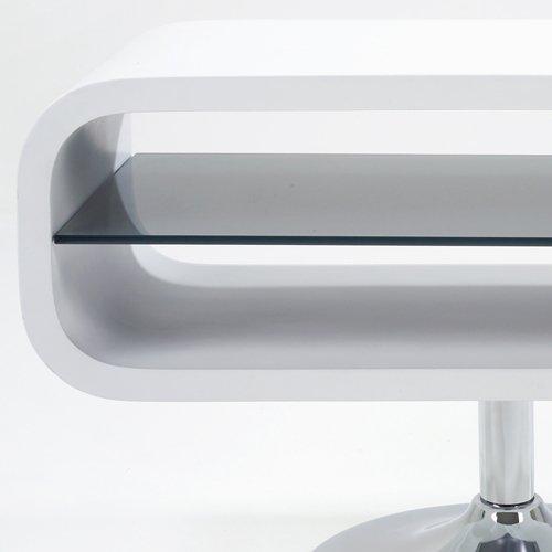 Lounge-zone stylischer TV-Tisch TV-Cube TV-Rack TV-Schrank ...