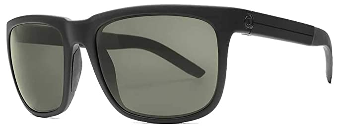 bc32967a15e Amazon.com  Electric Knoxville S JJF Sunglasses - Black OHM Grey ...