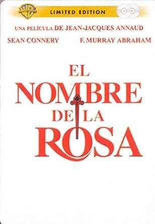 El Nombre de la Rosa (Edición Limitada) [DVD]: Amazon.es ...