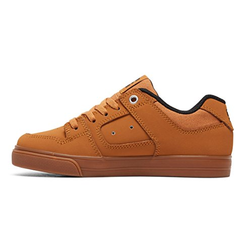 Sneakers Basses Garçon Wheat Jaune Shoes Dc Pure 1C6xwppq