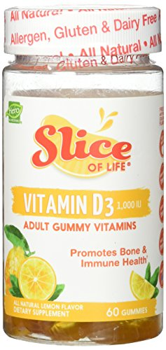 Hero Nutritional Products Hero Nutritionals Slice of Life Vitamin D3 60 ()