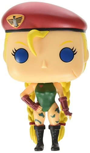 POP! Vinilo - Games Street Fighter Cammy