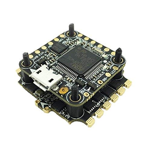 HGLRC F428 Flytower Integrated F4 Flgiht Control AIO Betaflight OSD BEC FC + 28A ESC Blhel_S BB2 2-4S 4 in 1 Brushless ESC for RC Drone