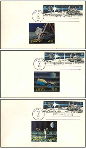 1971 First Day Cover - 3