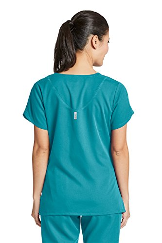 Grey's Anatomy Active 41423 Top Teal M by Barco (Image #2)