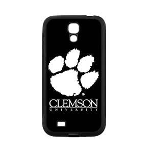 Custom Clemson Tigers Back Cover Case for SamSung Galaxy S4 I9500 JNS4-009